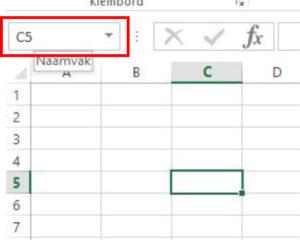 Naamvak Excel